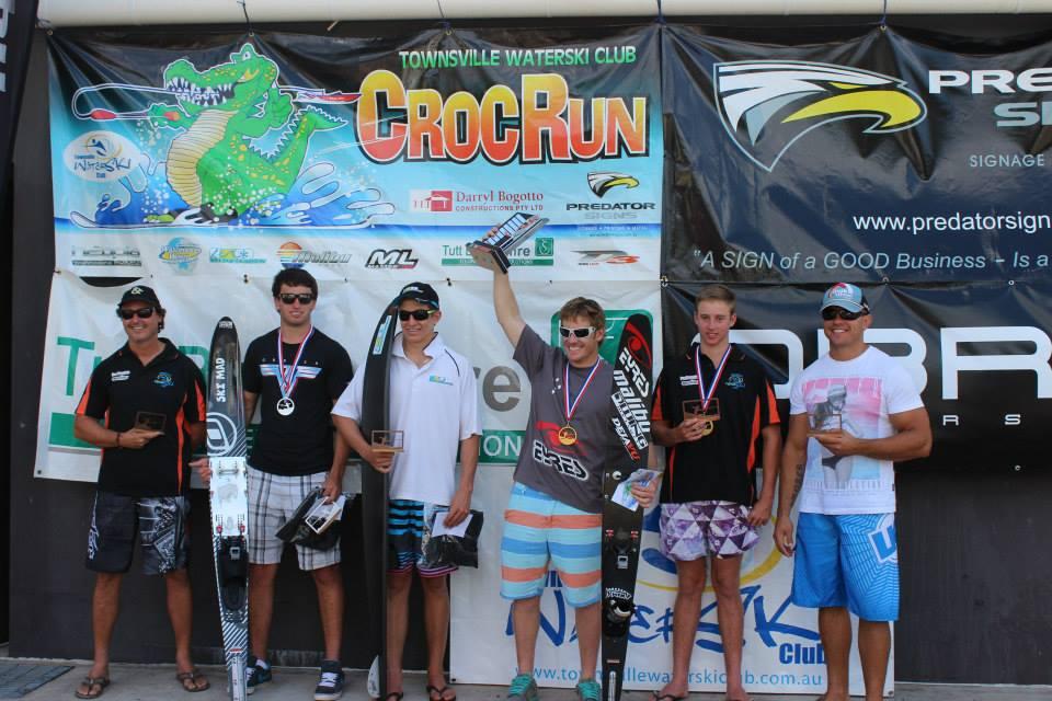 Croc Run Winners