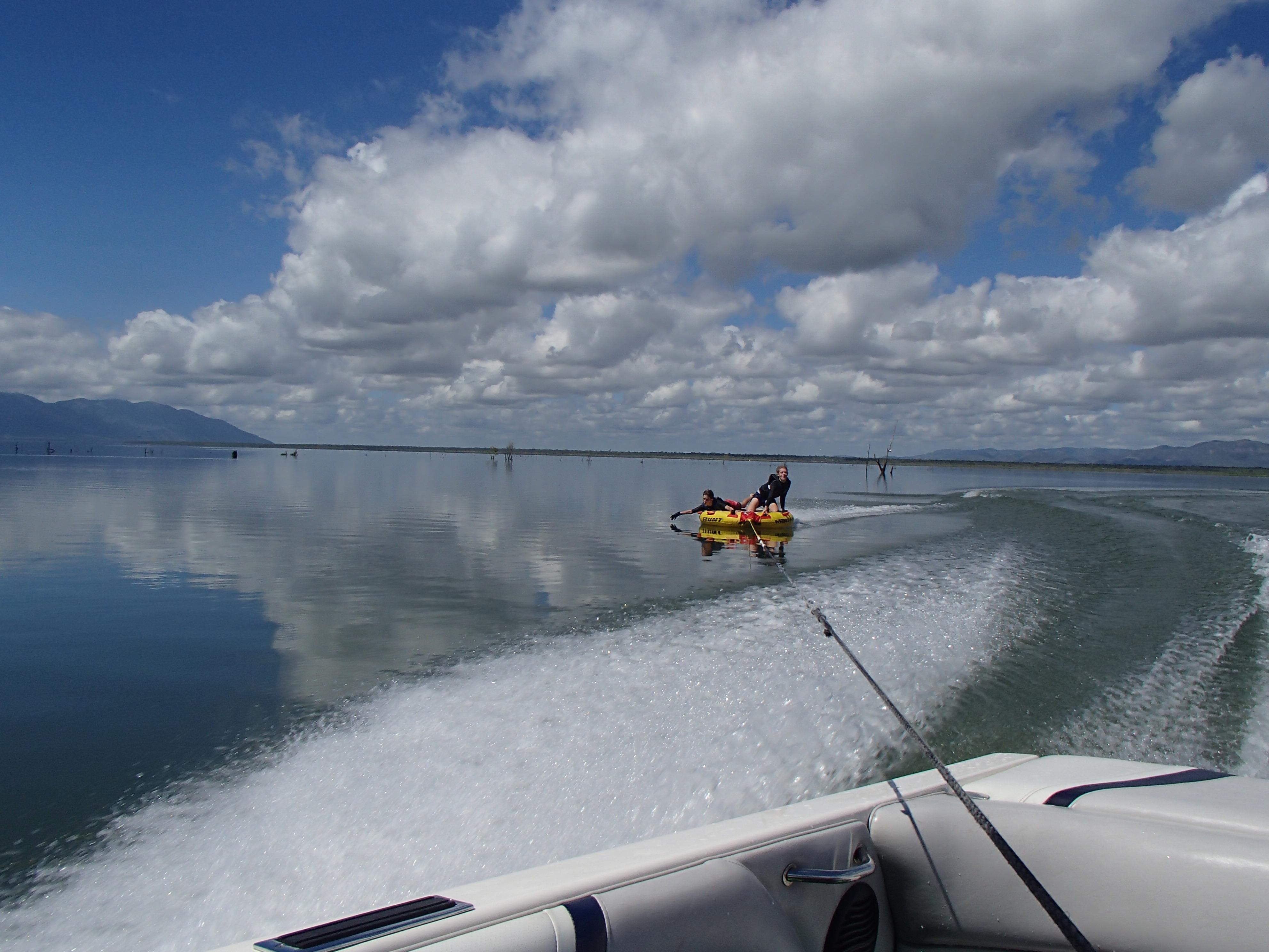Tubing - Ross River Dam